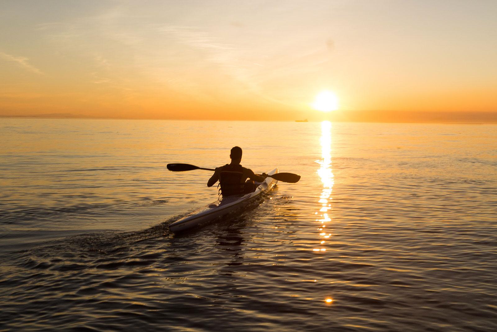 Paddling e kayak